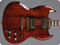 Gibson SG Select 2007 Transcluent Red