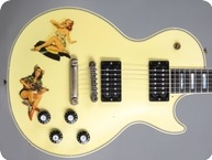Gibson Les Paul Custom Steve Jones 1974 Reissue 2008 White