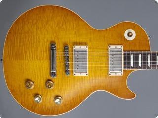 Gibson 1959 Les Paul Cc #1 Vos / Melvin Franks / Greeny / Gary Moore  2010 Lemon Burst