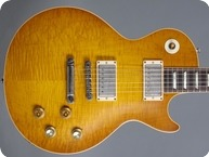 Gibson 1959 Les Paul CC 1 VOS Melvin Franks Greeny Gary Moore 2010 Lemon Burst
