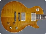 Gibson 59 Les Paul CC 1 VOS Melvin Franks Greeny Gary Moore 2010 Lemon Burst