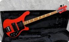 Rickenbacker 4003 1989 Red