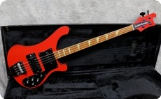Rickenbacker 4003 1989 Red