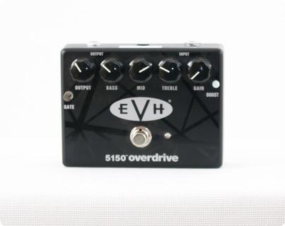 Mxr Evh5150 Overdrive   Begagnad