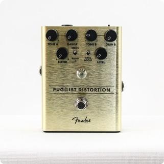Fender Pugilist Distortion Pedal   Begagnad