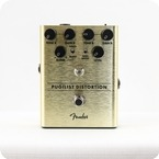 Fender Pugilist Distortion Pedal Begagnad