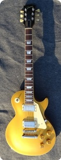 Gibson Les Paul Standard 30° Anniversary 1982 Gold Top