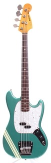 Fender Mustang Bass Competition 1999 Ocean Turquoise Metallic