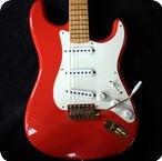 Fender Custom Shop Stratocaster 2019 Fiesta Rec