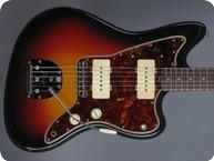 Fender-Jazzmaster-1961-3 Tone Sunburst