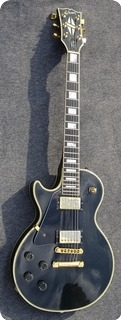 Gibson Les Paul Custom Lefty 1981 Black