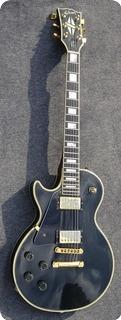 Gibson Les Paul Custom Lefty 1981 Black
