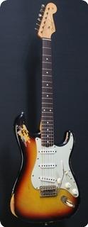 Fender Stratocaster `61 Heavy Relic Custom Shop 2002