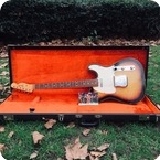 Fender-Custom Telecaster-1967-Sunburst