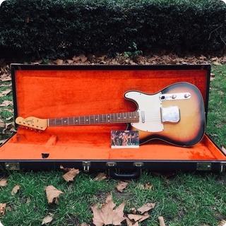 Fender Custom Telecaster 1967 Sunburst