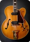 Gibson L5 1956 Blonde