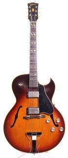 Gibson Es 175d '64 Specs 1965 Sunburst