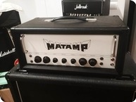 Matamp GTL 100 2005 Black