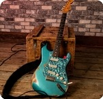 Fender Custom Shop Stratocaster 2019 Ocean Blue