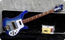 Rickenbacker 4003 2007 Blueburst