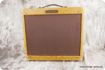 Fender Harvard 1960 Tweed
