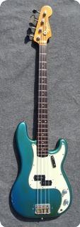 Fender Precision Lpb 1963 Lake Placid Blue