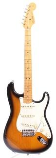 Fender Stratocaster American Vintage '57 Reissue Fullerton Specs 1986 Sunburst
