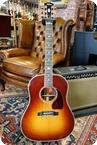 Gibson J 45 Deluxe Rosewood Burst 2020 Rosewood Burst