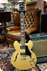 Gibson ES 335 Figured Antique Natural 2020 Antique Natural
