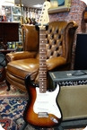 Fender Stratocaster USA Standard Sunburst OHSC 2007 Sunburst