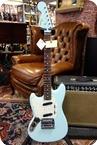 Fender MIJ Traditional 60s Mustang Left Handed Sonic Blue 2019 Sonic Blue