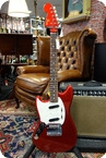 Fender MIJ Traditional 60s Mustang Left Handed Candy Apple Red 2019 Candy Apple Red