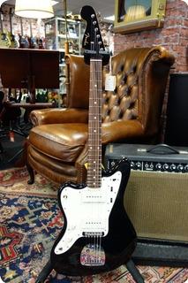 Fender Mij Traditional '60s Jazzmaster Left Handed Black 2019 Black