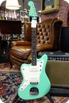 Fender MIJ Traditional 60s Jazzmaster Left Handed Surf Green 2019 Surf Green