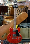 Gibson ES 339 Gloss Sixties Cherry 2019 Sixties Cherry