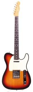 Fender Telecaster Custom '62 Reissue 2002 Sunburst