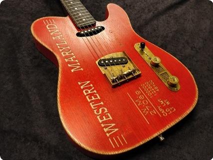 Paoletti Guitars Paoletti Nancy Loft,