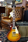 Gibson 58 Les Paul Standard Reissue Pale Whisky Burst Lighty Aged NH PSL Whisky Burst Lighty Aged