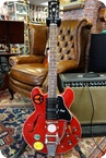 Gibson Alvin Lee Big Red ES 335 Aged Cherry Bigsby 1 Of 50 2020 Aged Cherry