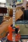Gibson SG Standard 61 Meastro Vibrola 2019 Vintage Cherry 2019 Vintage Cherry