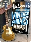 Gibson Les Paul Refin 1956 Gold