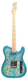 Fender Telecaster '69 Reissue 2002 Blue Flower
