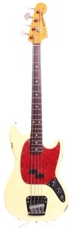 Fender Mustang Bass 1998 Vintage White