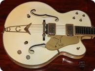 Gretsch Guitars White Falcon 1960