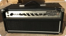Dumble Overdrive Special 1990 Black