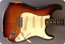 Real Guitars Standard Build S Roadwarrior 2020 3 Tone Sunburst