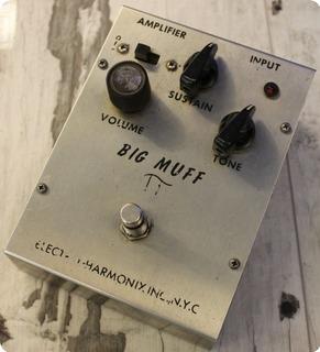 Electro Harmonix Big Muff *price Reduce* 1972