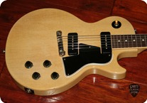 Gibson Les Paul Special 1956 TV Yellow