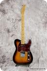 Fender Telecaster 50s Classic 2016 Two tone Sunburst