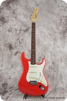 Fender Stratocaster Fiesta Red